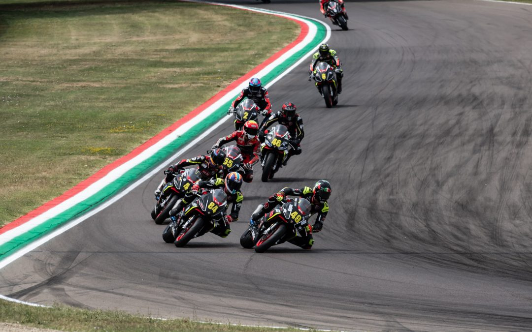 Il Trofeo Aprilia ritorna a Misano per il terzo appuntamento
